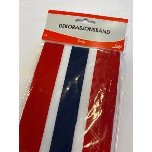 dekorasjonsbånd flagg