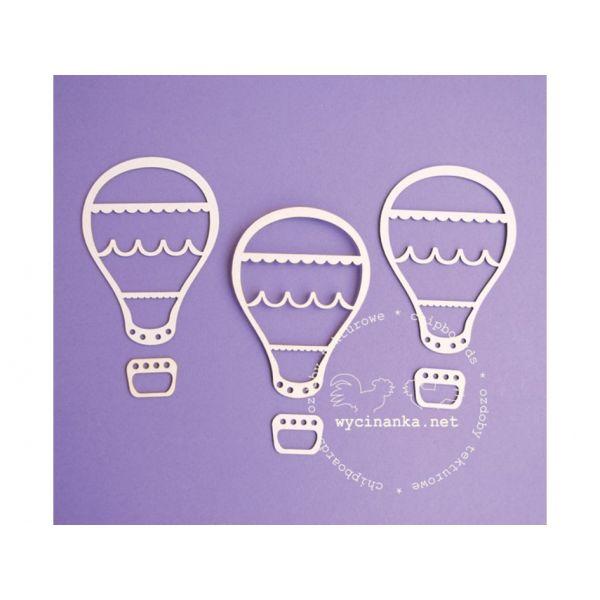 Chipboards – luftballong