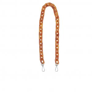 Chunky Chain Tawny brown