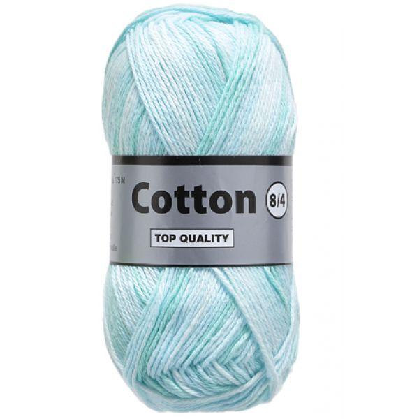 Cotton 8/4 Multi