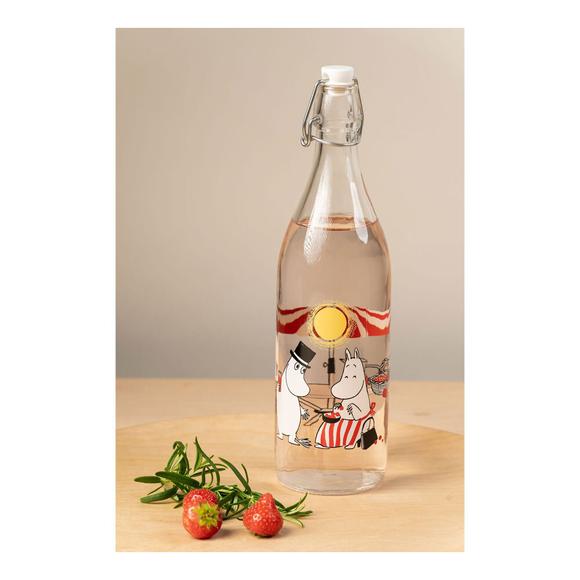 Mummi glassflaske – Sommer