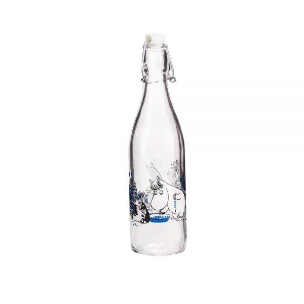 Mummi Glassflaske – Blueberries