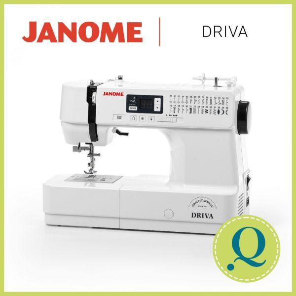 Janome Driva