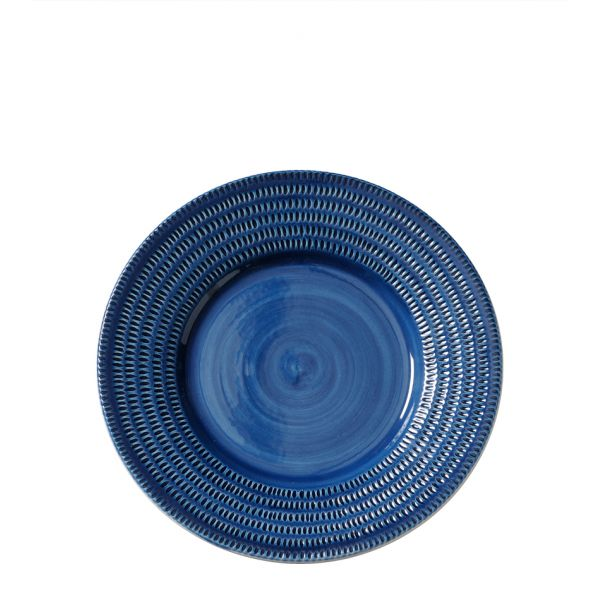 Asjett Rice  nattblå 22cm