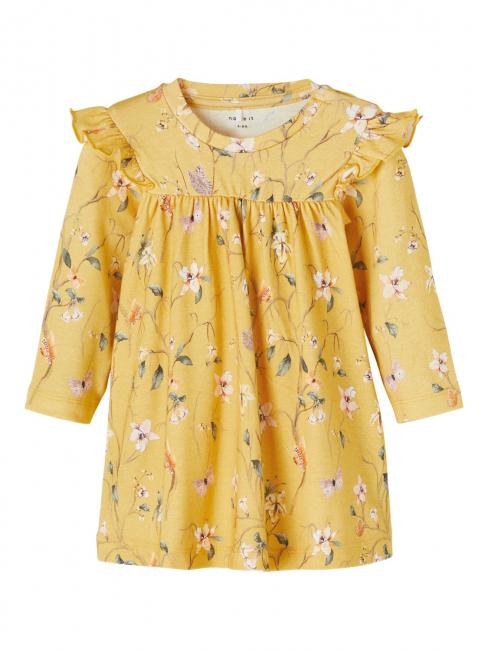 Fiola langermet kjole modal baby