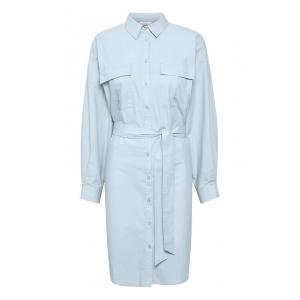 HalioGZ Shirt Dress - Xenon Blue