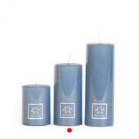 Kubbelys Jeansblå 7x15cm