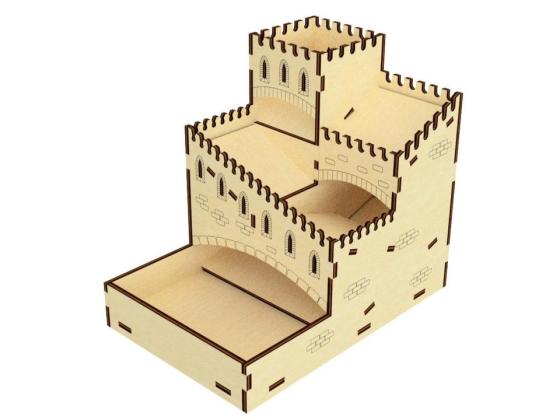 Terningtårn - Stort slott