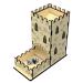 Terningtårn - Enkelt tårn