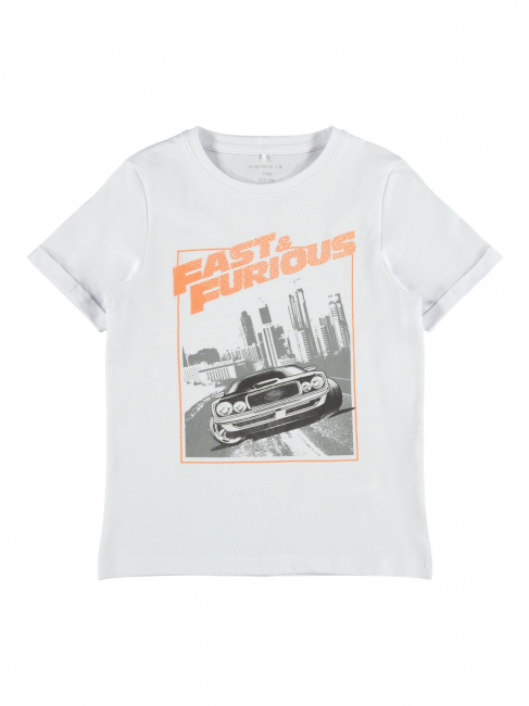 Fast & furious t-skjorte