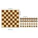 Sjakkbrett og brikker