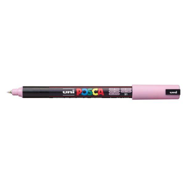 Posca PC-1MR 0,7 mm Light pink