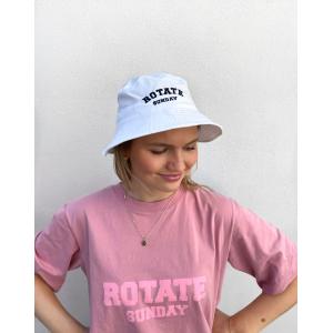 Bianca Bucket Hat - White