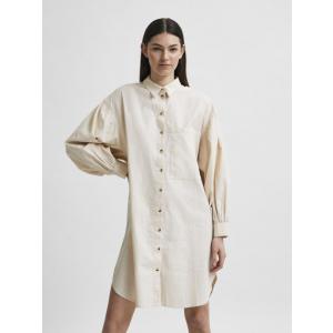 Cecilie skjortekjole