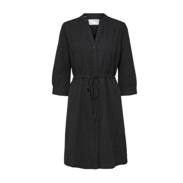 Malvina Damina kjole svart