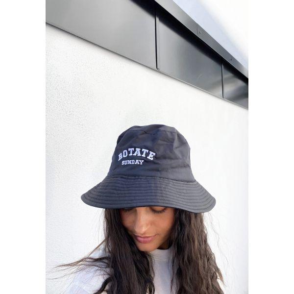 Bianca Bucket Hat - Black