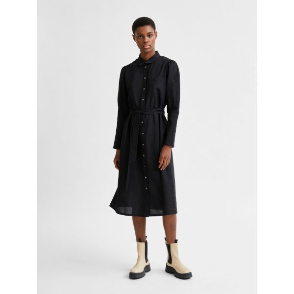 Sybilla Florenta kjole svart