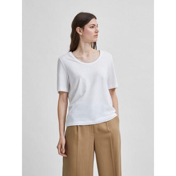 Belive t-skjorte hvit