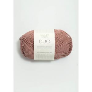 Duo 4032 Pudderrosa  - Sandnes Garn
