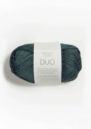 Duo 6862 Dyp Aqua - Sandnes Garn