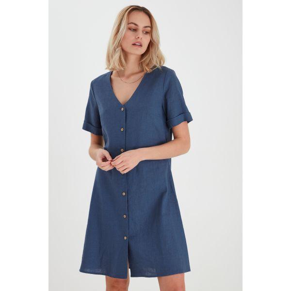 PZBIANCA blue Dress