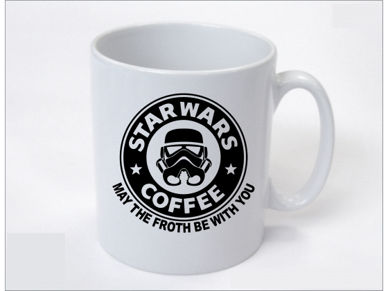 Star wars - May the froth be with you
