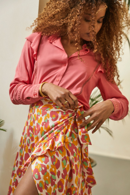 Bobo Frill Cato Skirt