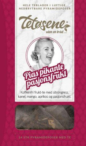 Pias pikante pasjonsfrukt  ~ tetøsene