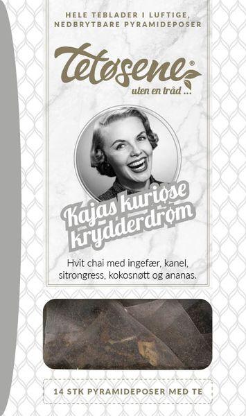 Kajas kuriøse krydderdrøm  ~ tetøsene
