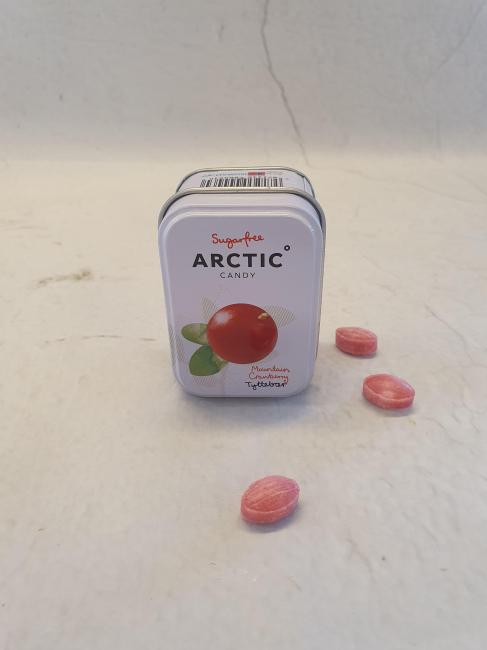 Arctic candy, tyttebær