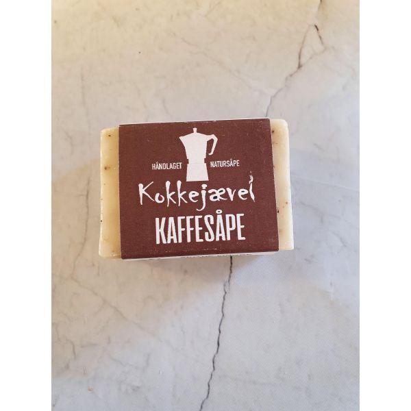 Alveland Kokkejævelsåpa med kaffe!