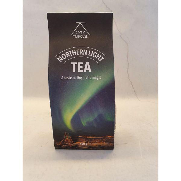 Arctic teahouse Nordlys-te