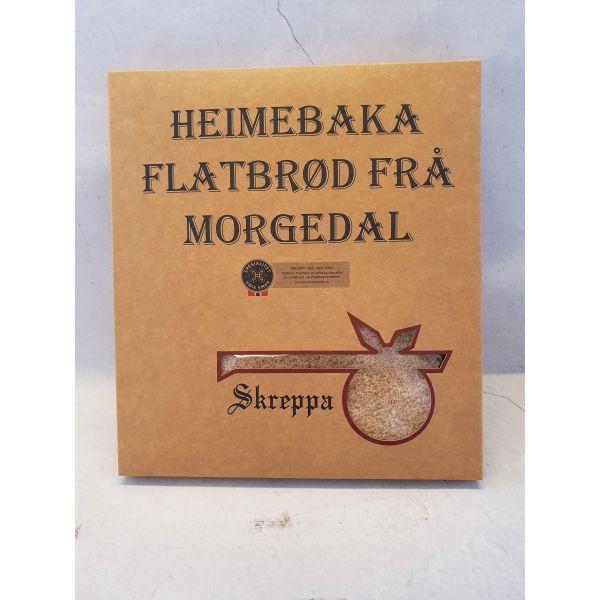 Heimbaka flatbrød frå Morgedal