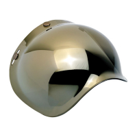 BILTWELL ANTI-FOG BUBBLE SHIELD GOLD