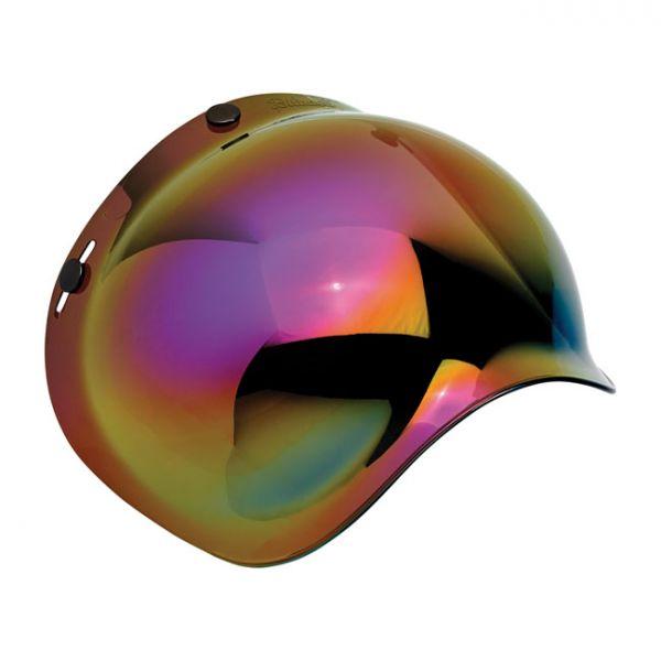 BILTWELL ANTI-FOG BUBBLE SHIELD RAINBOW
