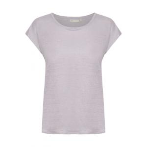 Faylinn O T-Shirt Lavender