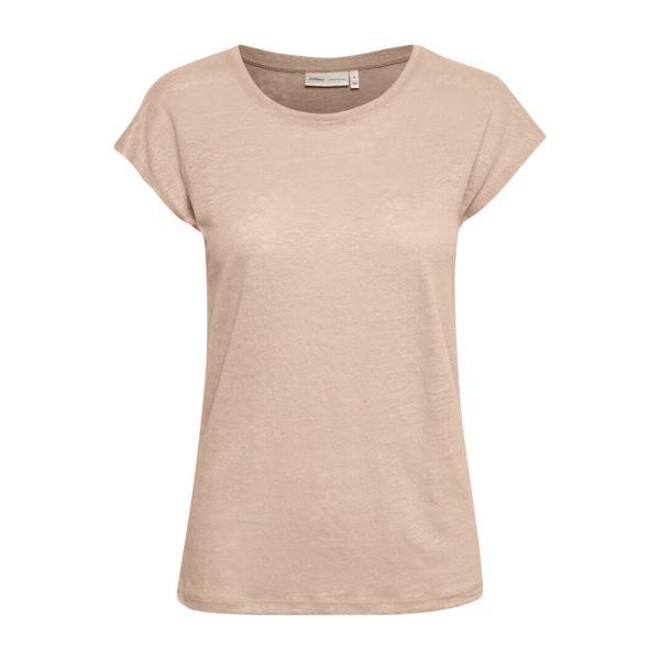 Faylinn O T-Shirt Cream