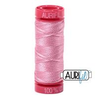 Aurifil 12 WT rosa