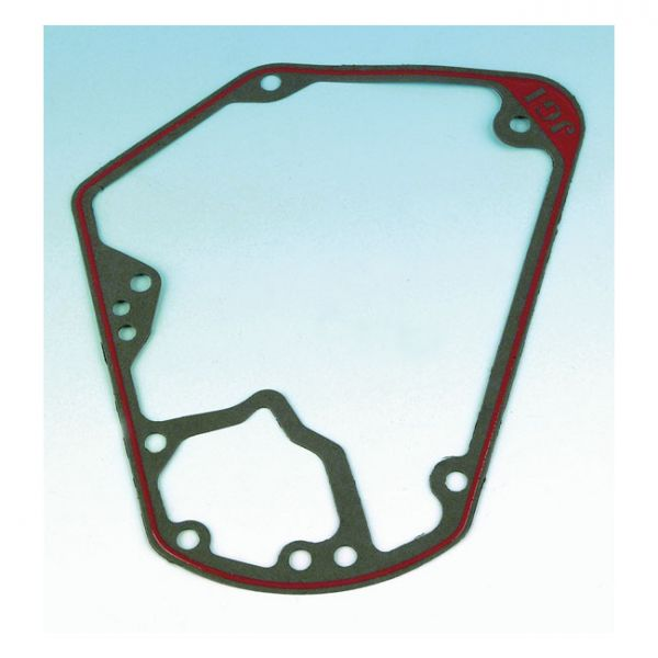 JAMES CAM COVER GASKET. SILICONE. (70-92 B.T.)