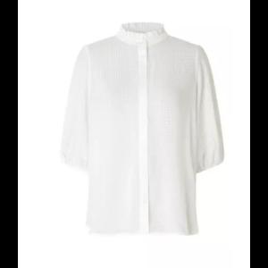 Tara Shirt - Bright White