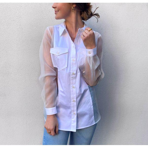 Dayton Shirt - White