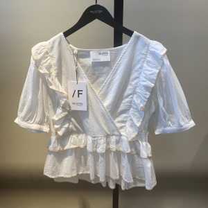 Duffy Frill Top