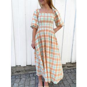 Ebonyrs Dress - Copper