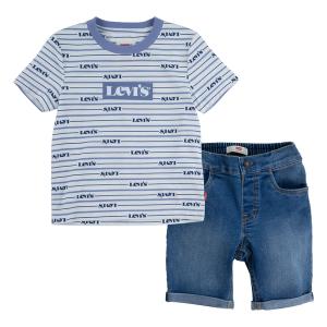 Levi's shorts-sett baby