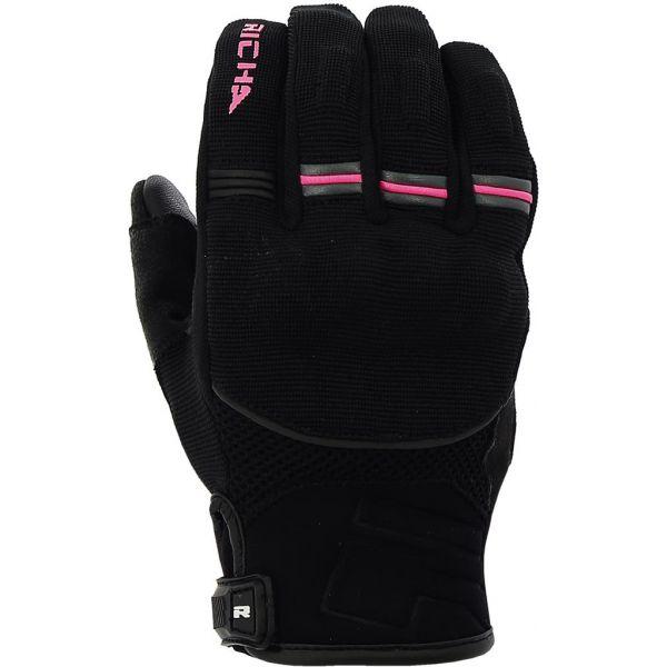 Richa Scope Glove LADY Black/Pink