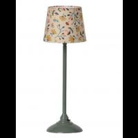 MAILEG - Miniature floor lamp - Dark mint