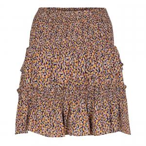 Wild Flower Smock Skirt