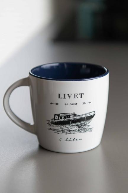 Kopp - Livet er best i båten