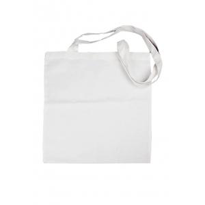 Mulepose/shopping bag med lang hank
