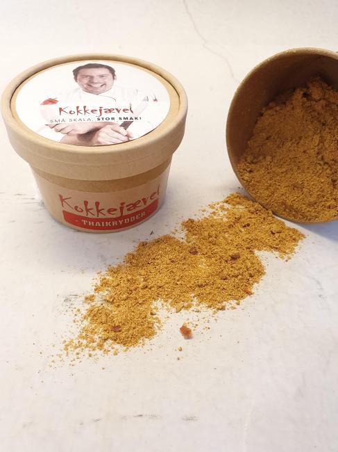 KJ Thaikrydder UTEN salt